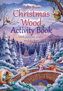 Tales from Christmas Wood: Activity Book