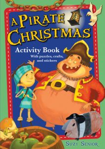 A Pirate Christmas: Activity Book