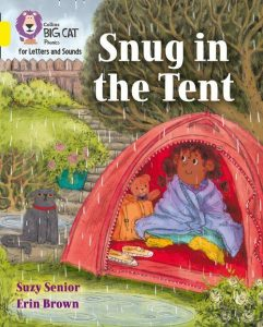 Snug in the Tent